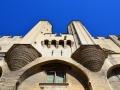 Platz Nr. 35 'Bischofssitz Avignon' (Karin Heim)