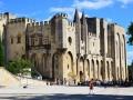 Platz Nr. 36 'Bischofssitz Avignon' (Karin Heim)